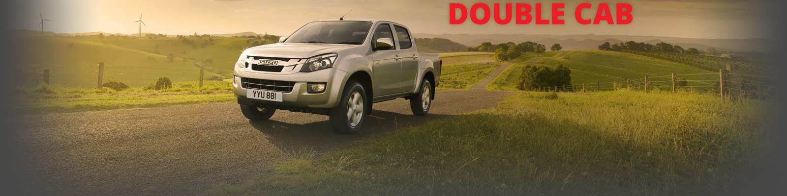 Double Cab 2012 on