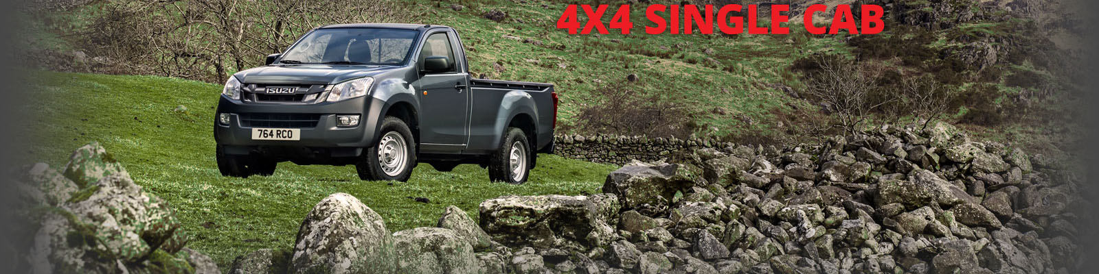 Single Cab 2012 on