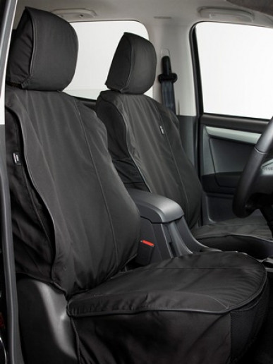 D-MAX FRT CANVAS SEAT COVERS