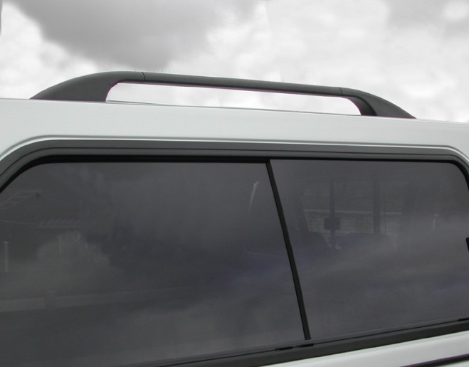IACC2877 Aeroklas Truck Top Extended/Cab Roof Rail Bars
