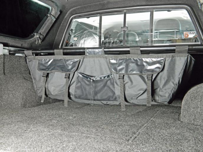 Dmax Bed Hammock Storage Tidy (IACC2776)