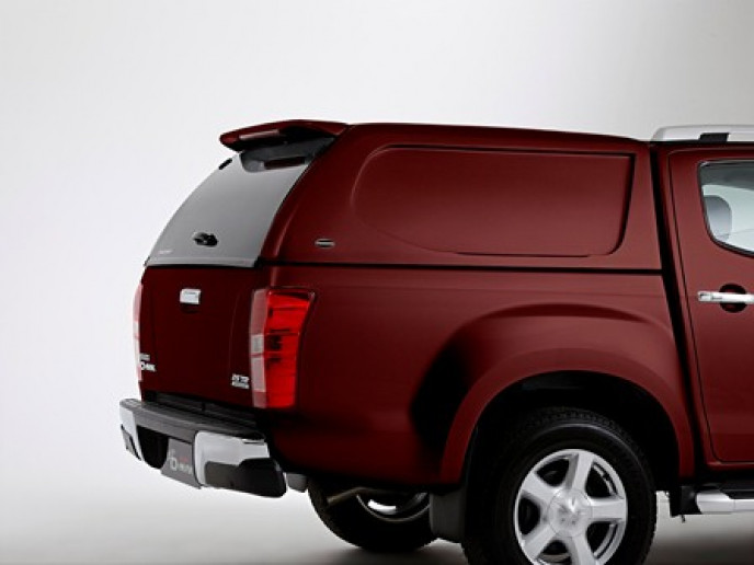 "Truckman ""L"" Series Commercial Canopy"