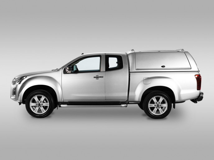 Pro//Top truck top canopy for Isuzu D-Max