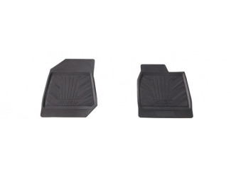 RUBBER FLOOR TRAYS FRT D-MAX