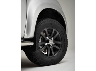 "18"" BLACK ALLOY WHEEL: D-MAX"