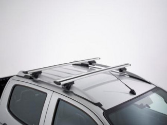 ALLOY BAR RACK D-MAX FOR RAILS