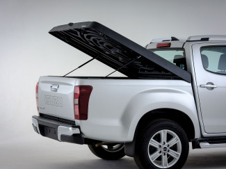 Aeroklas Textured Sportslid for Isuzu D-Max