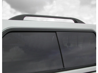 ROOF RAILS: DMAX 17 AEROKLAS TOPS DOUBLE CAB ONLY