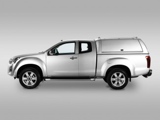 Isuzu D-Max gullwing truck top