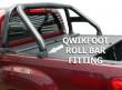 RollnLock Qwik foot installation option - Isuzu Dmax Roll and Lock IACC2627BQF