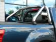 IACC2627SB -Stainless single hoop sports roll bar for Isuzu Dmax .